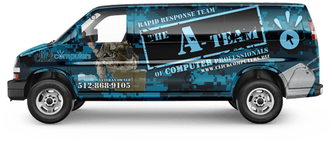 It Support Georgetown | A-Team Van